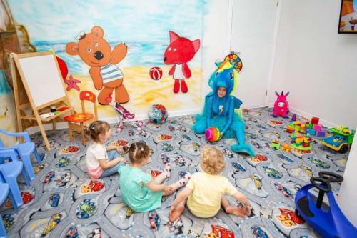 Анимация и развлечения для детей