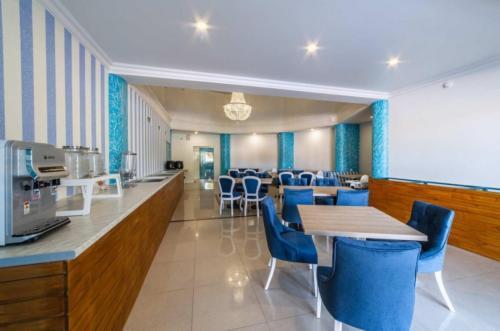 Ресторан отеля Белый песок Анапа